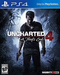 Uncharted - A Thief's End
