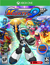 MIGHTY NO. 9 XBOX