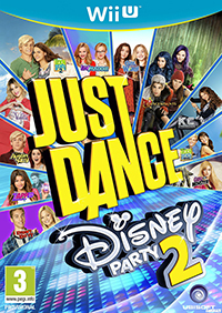 JUST DANCE DISNEY PARTY 2