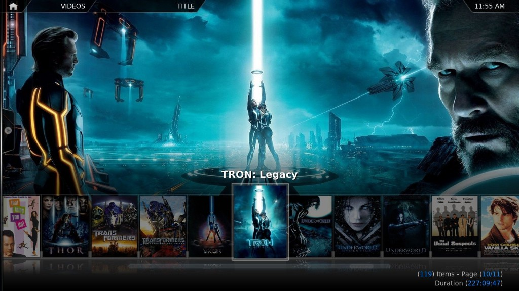 Kodi, le meilleur des Media Center