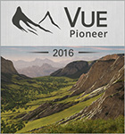 Vue Pioneer, Eon Software