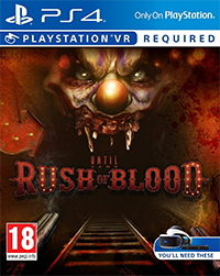 UNTIL DAWN : RUSH OF BLOOD VR S1