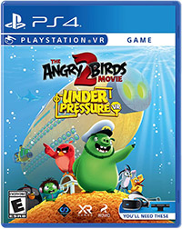 THE ANGRY BIRDS MOVIE 2 : UNDER PRESSURE VR