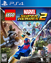 LEGO MARVEL SUPER HEROES 2 B4